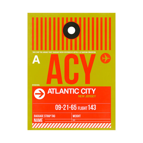ACY Atlantic City Luggage Tag (v.1)