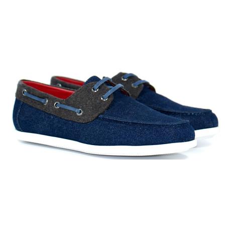 Classic Boat Shoe // Jean