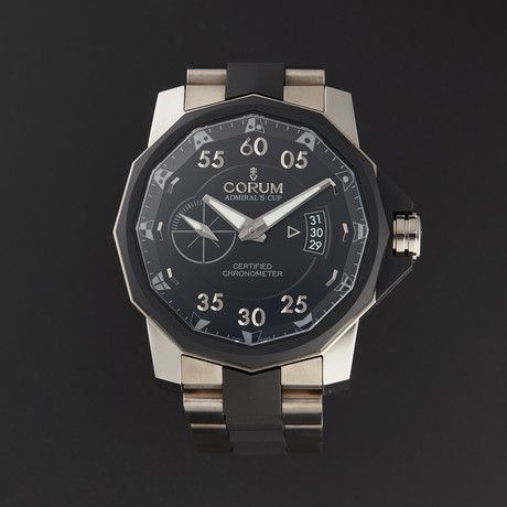 Corum Admiral's Cup 48 Competition Automatic // 947.951.95/V791 AN14 // Store Display