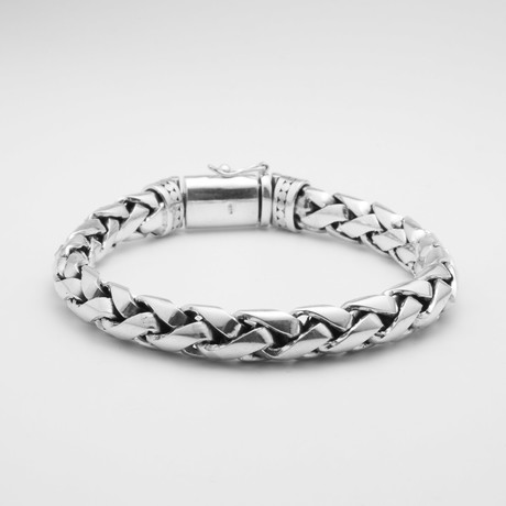 Interlocked Links Bracelet