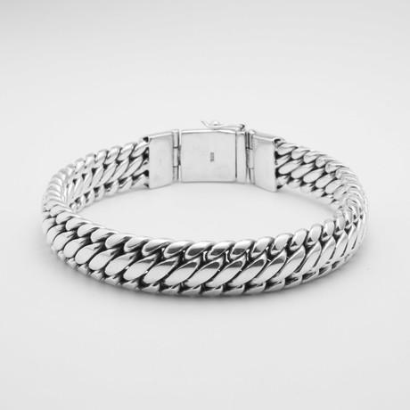 Interlock Braid Bracelet
