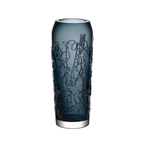 Twine Vase // Gray (Large)