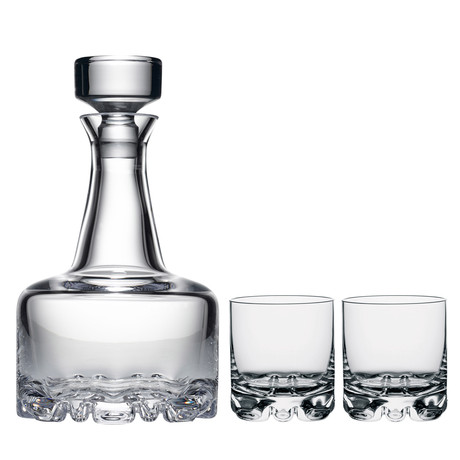 Erik Barware Set // 3 Piece