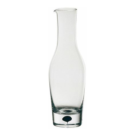 Intermezzo Wine Carafe // Blue