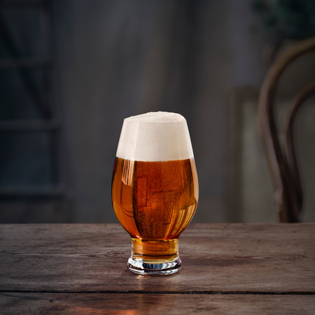 Beer IPA Glass // Set of 4