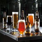 Beer IPA Glass // Set of 4