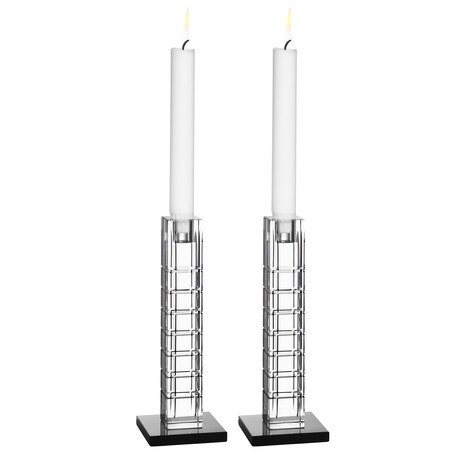 Street Candlesticks // Set of 2
