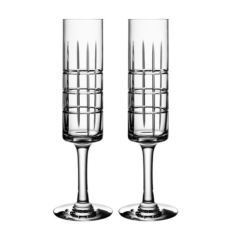 Street Champagne Glass // Set of 2