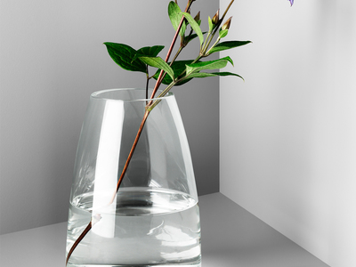 Photo of Kosta Boda Timeless Home Accents Bruk Vase by Touch Of Modern