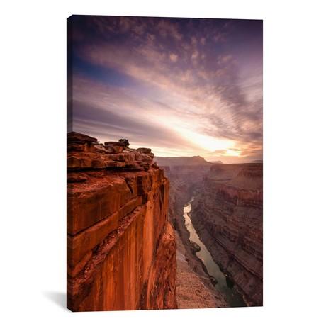 "Grand Canyon // Dan Ballard (26""W x 18""H x 0.75""D)"