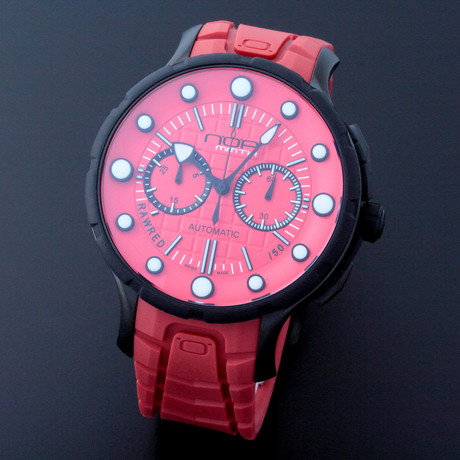 NOA Chronograph Automatic // Limited Edition // MM002 // Unworn