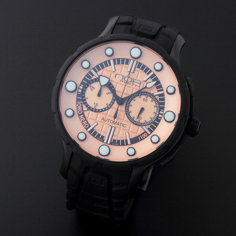 NOA Chronograph Automatic // Limited Edition // MM003 // Unworn