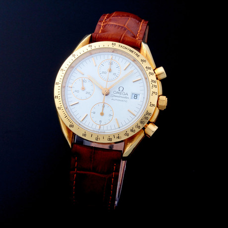 Omega Speedmaster Chronograph Date Automatic // 1753 // Pre-Owned