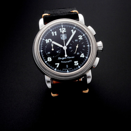 Tag Heuer Chronograph Automatic // CX2 // Pre-Owned