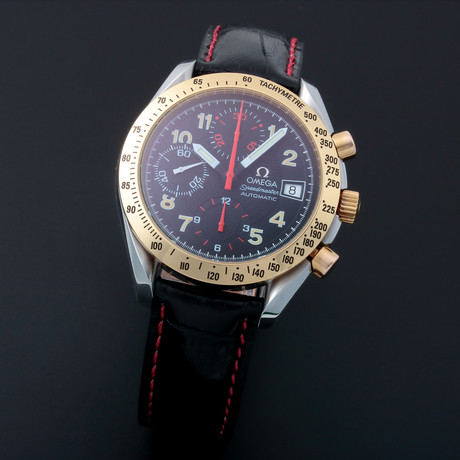 Omega Speedmaster Chronograph Automatic // 35208 // Pre-Owned