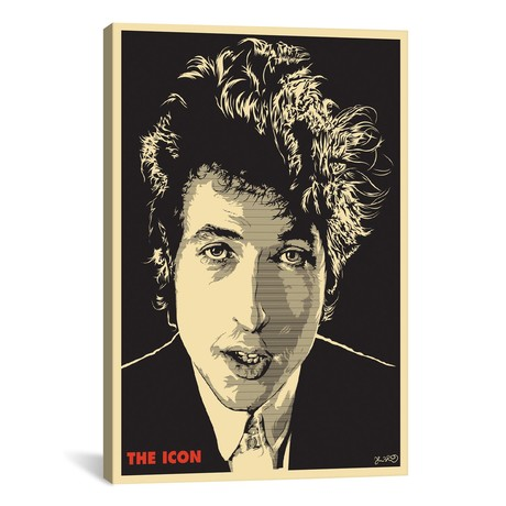 The Icon: Bob Dylan