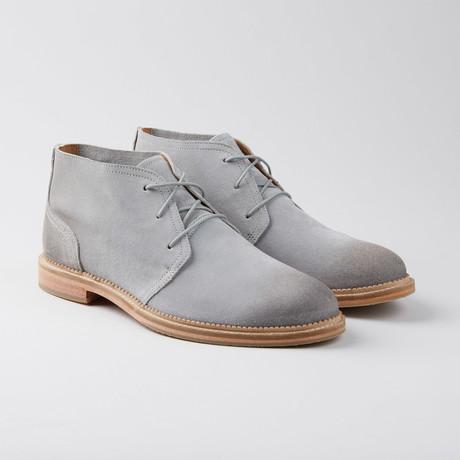 Monarch Chukka Boot // Natural Grey