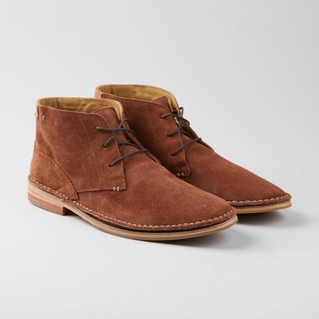 Haggerston Chukka Boot // Brandy