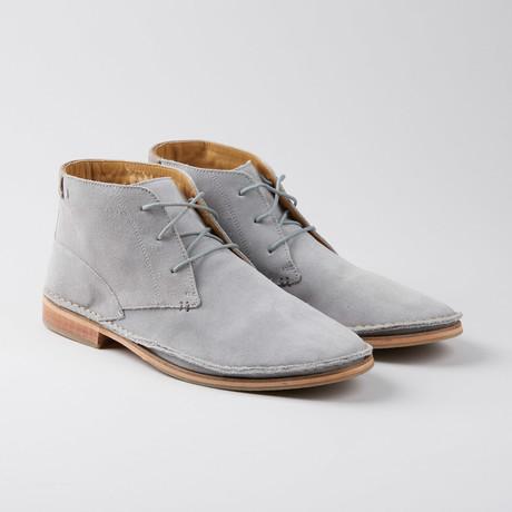 Haggerston Chukka Boot // Natural Grey