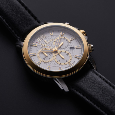 Delbana Lucerne II Chronograph Quartz // 52602.472.6.014