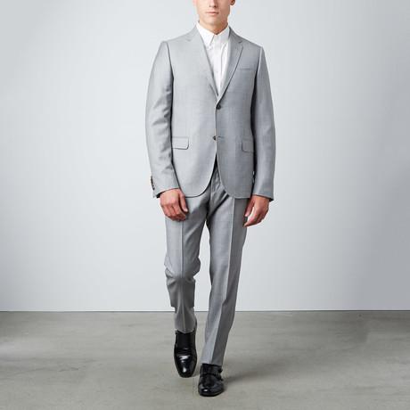Monaco Solid Suit // Light Grey