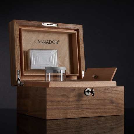 4-Strain Cannador + Nook (Walnut)