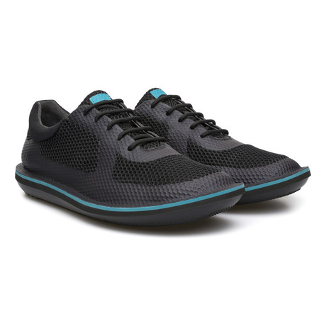 Beetle Sport Shoe // Black + Blue