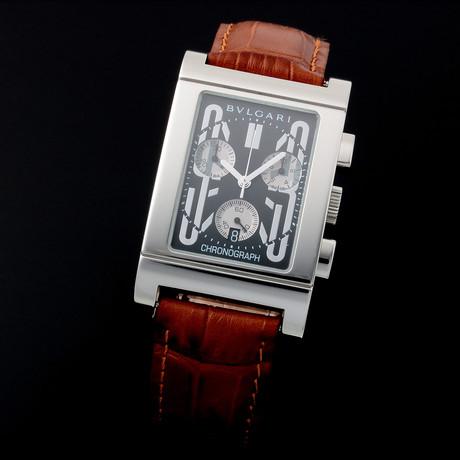 Bvlgari Date Chronograph Quartz // RT49CH // Pre-Owned