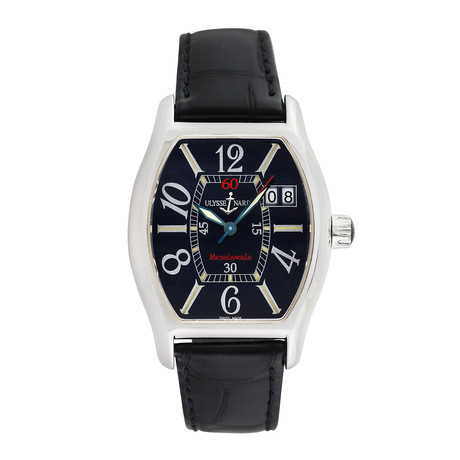 Ulysse Nardin Michelangelo Big Date Automatic // 233-48 // Pre-Owned