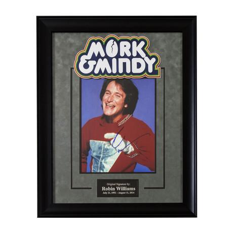 Mork & Mindy Signed Photograph