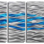 Caliente // Aqua + Silver
