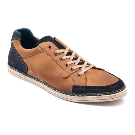 Bronx South // Tan + Navy (US: 12)