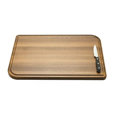 Rialto Cutting Board // Thermo Ashwood (XL)