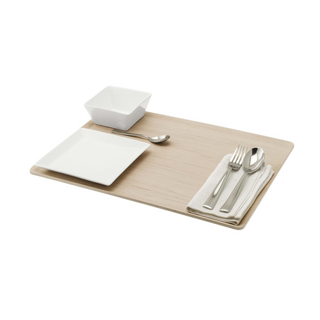 Pasto Dinner Tray (Maple Wood)