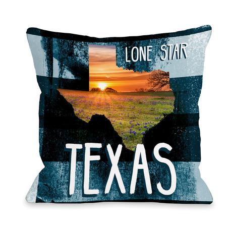 Lone Star Texas // Pillow