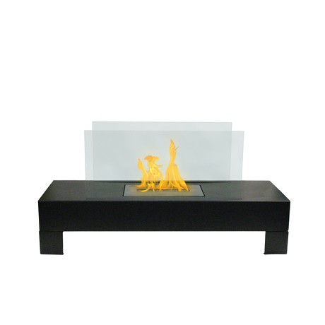Anywhere Fireplaces - Fireside Style - Touch of Modern