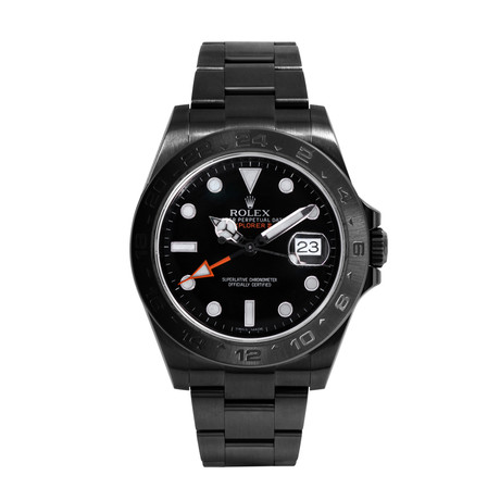 Rolex Explorer II Automatic // 216570 // Pre-Owned