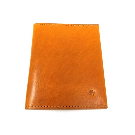 Dfy360 RFID Blocking Wallet // Tan