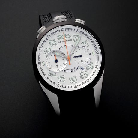 Bomberg Chronograph Quartz // NS44CHTT.0080 // Unworn