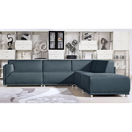 Nyle Sofa Bed // Right Chaise