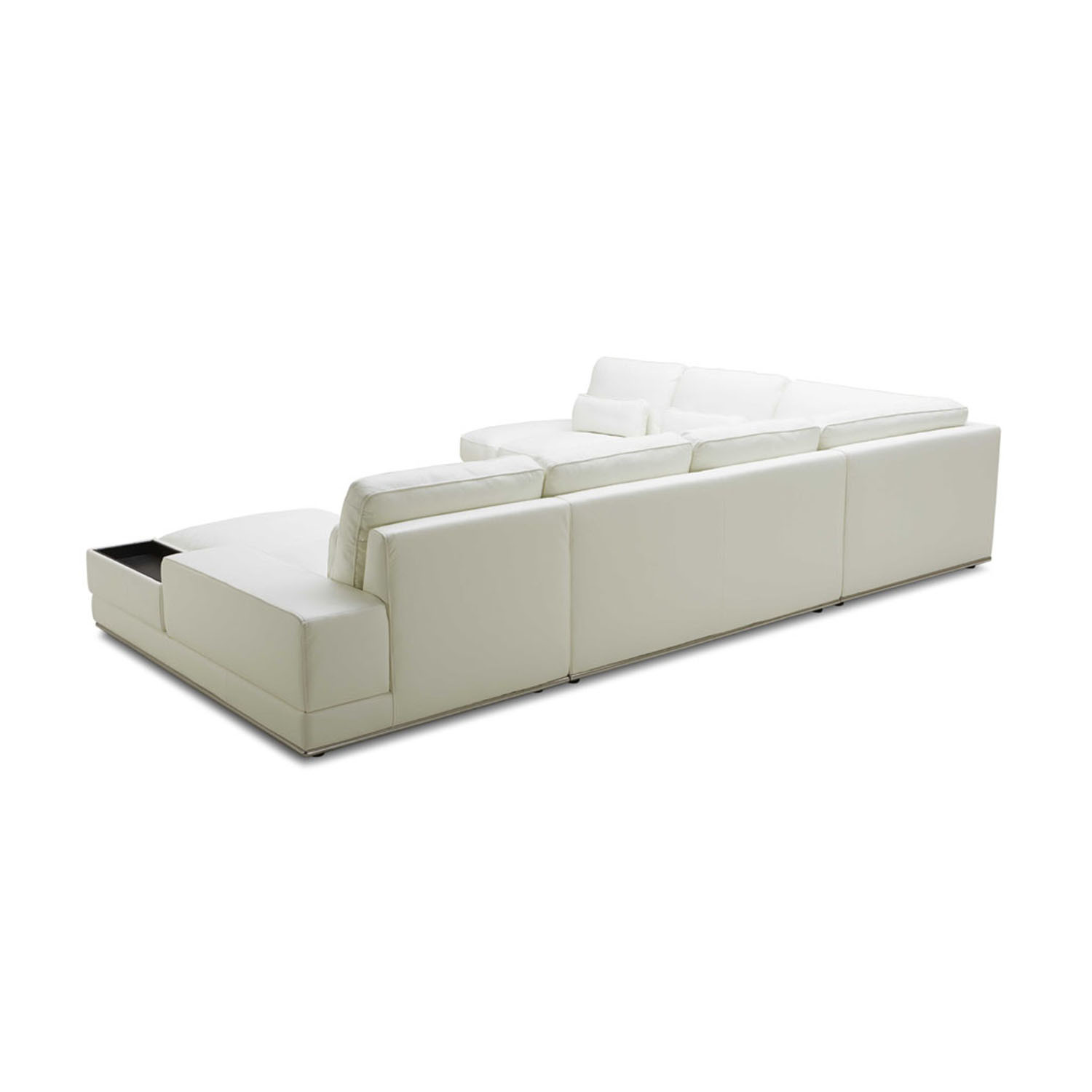 Nolan 3 piece sectional sofa right chaise zuri for 3 piece sectional sofa sale