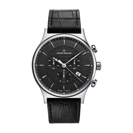 Claude Bernard Classic Chronograph Quartz // 10217 3 NIN