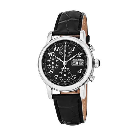 Montblanc Star Chronograph Automatic // 8451