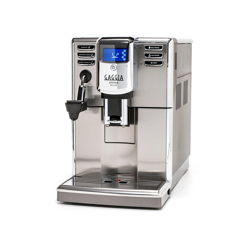 Touch Of Modern Espresso Maker ~ Anima deluxe super automatic espresso machine gaggia