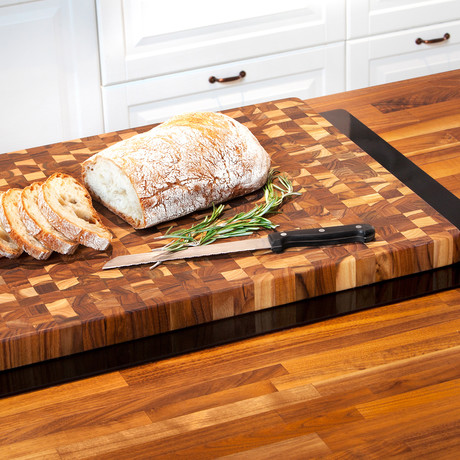 Butcher Block Collection // End Grain Butcher Block + Grips