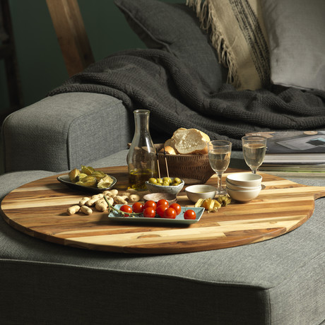 Specialty Collection // Atlas Serving Board!