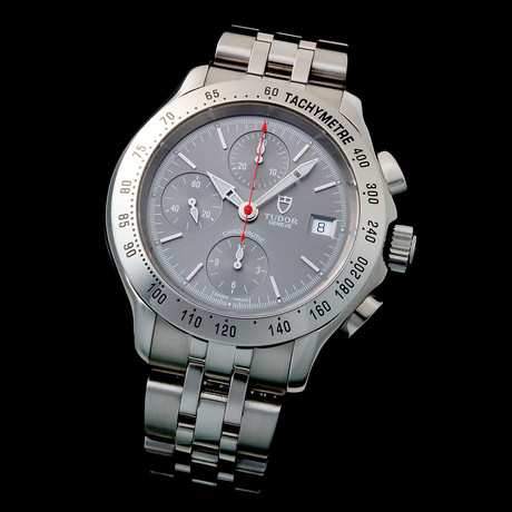 Tudor geneve chronograph automatic c7928 pre owned first rate timepieces touch of modern for Tudor geneve watches