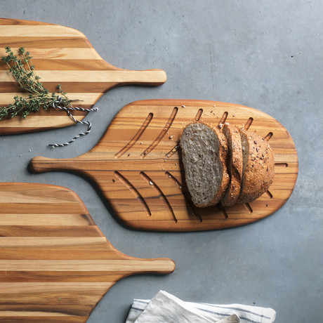 Canoe Collection // Small Bread Board