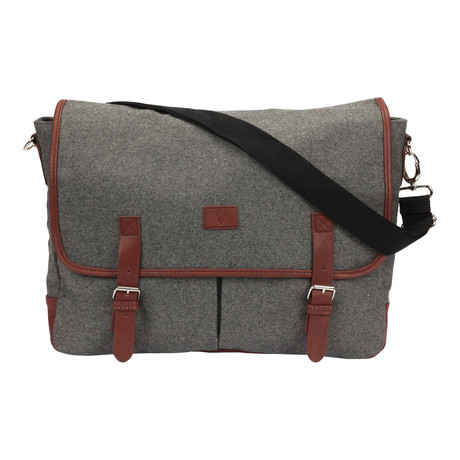 The Wooly Messenger // Light Grey