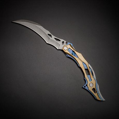 Kformer (Blue + Gold + Silver)